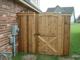 wood fence gate. Arch \u0026 Trim Gate G015 Wood Fence