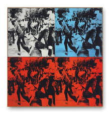 andy warhol essay death and death and death by warhol andy warhol  andy warhol race riot 1964 race riot 1964 andy warhol