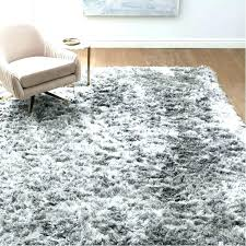 small round white fluffy rug grey black big rugs living room medium size of area
