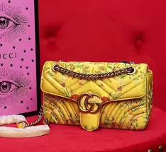 gucci 443497. gucci 443497 gg shoulder handbags classic yellow leather b