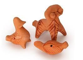 Старооскольская глиняная <b>игрушка</b> — Википедия