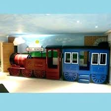 The Train Bedroom Set Twin Bed Children Thomas Lamp Furniture ...