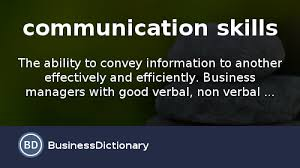 What Are Communication Skills? Definition And Meaning ...