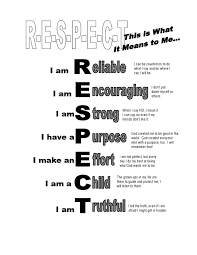 Worksheets On Respect Free Worksheets Library | Download and Print ...