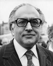 Sir Hugh Rossi, long-serving Tory MP knighted by the Queen and by ...