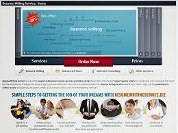 Resume Resume Writing Service