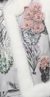 Couturier | Высокое шитьё | bullion stitch | Couture embroidery ...