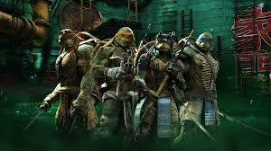 age mutant ninja turtles background