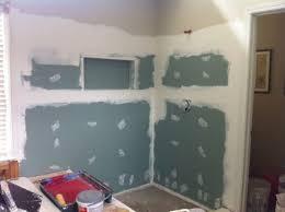 drywall redgard okay for shower