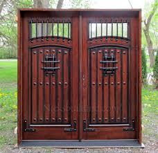 exterior double doors. Exterior Double Doors