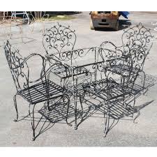 wrought iron patio furniture vintage. Popular Vintage Wrought Iron Patio Furniture Tedxumkc Decoration R