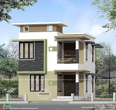 Smart placement two storey duplex house plans