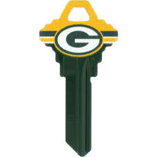 home depot green bay the hillman group 68 green bay packers house key 89588 the home depot