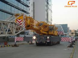 Demag Hc 810 330 Tons Crane For Hire In Nasik