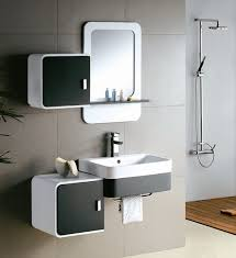 small modern vanity. Wonderful Small Modern Bathroom Vanity Small Unit Natural Wood And L