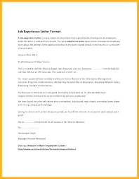 Request Letter Format For Leaving Certificate Fresh Employee