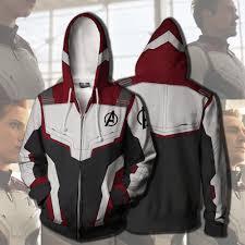 3D Printed Avengers <b>Endgame</b> Quantum <b>Realm Cosplay Costume</b> ...