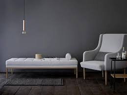 daybed sofa. Bloomingville Divine Daybed Sofa Light Grey Wool