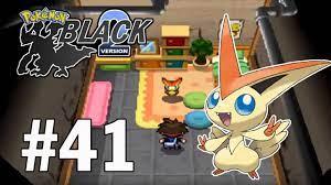 Pokemon Black 2 Việt Hóa #41 - Cách Bắt Huyền Ảo Victini - YouTube
