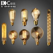 get quotations kc lamps restaurant industrial wind edison light bulb chandelier fireworks incandescent lamp energy saving lamp wall