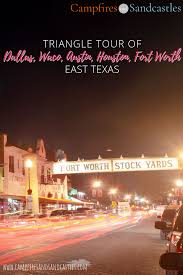 East Texas Lighting A Travel Guide For The Triangle Tour Of East Texas Dallas