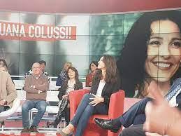 Luana Colussi a Storie Italiane: