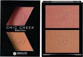 Absolute New York <b>Chic</b> Cheek Blush Duo <b>румяна</b>, оттенок Pink ...