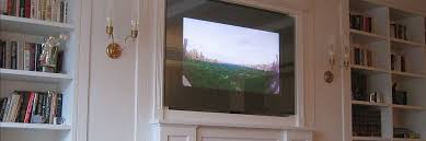 Hide your tv Framed Moving Artwork Mirror Tv Overlay Kit Gold Fm Hide My Tv Mirror Tv Solutions To Make Your Tv Disappear And
