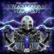 va - frequency weapon | <b>insane</b> azylum / <b>various artists</b>