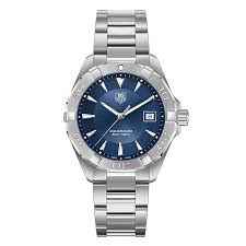 tag heuer watches quality swiss watches ernest jones watches tag heuer aquaracer men s stainless steel bracelet watch product number 2179792