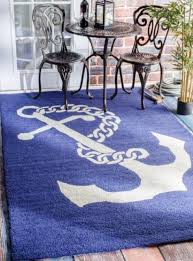 nautical area rugs 8x10 nullom navy luxury