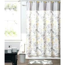 yellow grey white shower curtain gray and brown curtains tan c large size of in with yellow black shower curtain