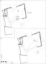 Figure 1 plan of the settlement at chessy 'le bois de paris' seine et marne a sixth to eighth centuries b eighth to tenth centuries