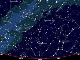 Tonights Star Chart Star Map Tonight Northern Hemisphere Bestinthesw