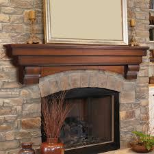 pearl mantels shenandoah traditional fireplace mantel shelf hayneedle