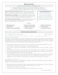 chief financial officer resumes financial executive resume senior financial analyst resume finance