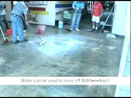 best way to remove adhesive from concrete e carpet glue from concrete floor how to ing