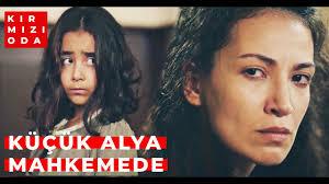 Alya ve Annesinin Kader Günü   Kırmızı Oda 8. Bölüm - YouTube