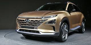 2018 hyundai fuel cell. plain hyundai 2018 hyundai u0027feu0027 fuelcell suv revealed hits australian alps for testing with hyundai fuel cell caradvice
