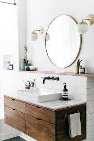 Round Bathroom Mirror Inspirations & Shopping Picks