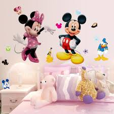Small Picture Minnie Mouse Decals Name Minnie Mouse Vinyl Wall Decals Stickers