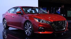 Nissan Altima New Design 2019 Nissan Altima Preview Consumer Reports