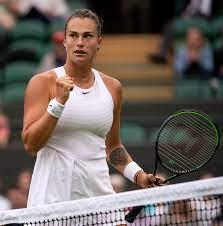 Second seed Sabalenka opens Wimbledon ...