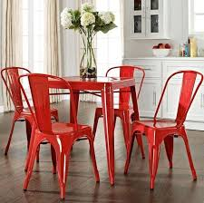 gorgeous red dining chairs eatwell101 in newest red dining chairs image 13 of 20