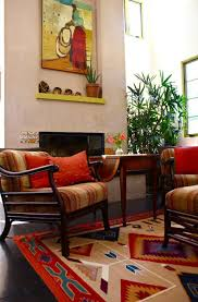 Ideas colorful apartment Wohnideen - Modern interior design ideas in the Mexican  style