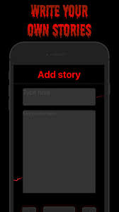 scary stories horror story on the app store iphone screenshot 5