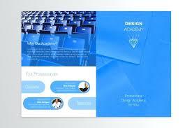 Free Two Fold Brochure Template Bi Fold Brochure Templates Origami Template Free Download