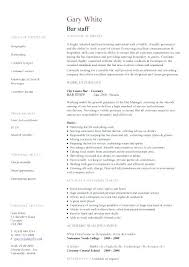 Examples Of Hospitality Resumes Best Re Ideal Best Resume Format For