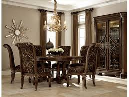 round dining room set. Gables 5-Piece Dining Room Set: Includes 72\ Round Set