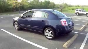 2007 Nissan Sentra Blue - YouTube